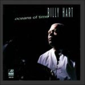 CD Oceans of Time di Billy Hart