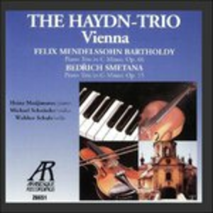 CD Trio n.2 Op.66 di Felix Mendelssohn-Bartholdy