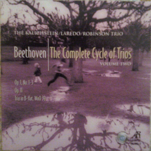 CD Complete Cycle of Trios V di Ludwig van Beethoven