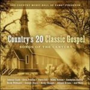 CD Country's 20 Classic Gosp