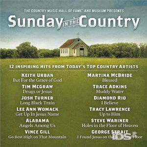 CD Sunday in the Country
