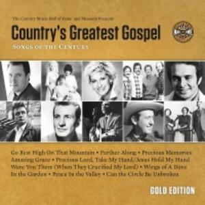CD Country's Greatest Gospel