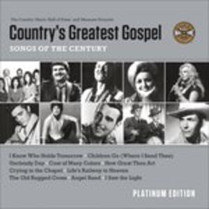 Country's Greatest Gospel - CD Audio