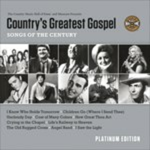 CD Country's Greatest Gospel