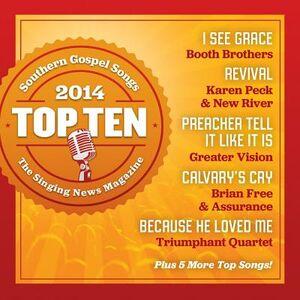 CD Singing News Top 10