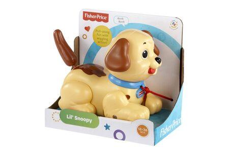 Giocattolo Piccolo Snoopy Fisher Price Fisher Price 0