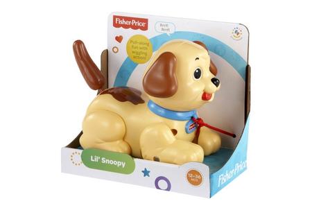 Giocattolo Piccolo Snoopy Fisher Price 0