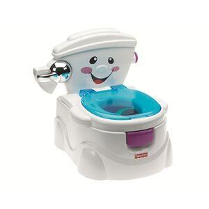Giocattolo La mia prima toilette Fisher Price 1