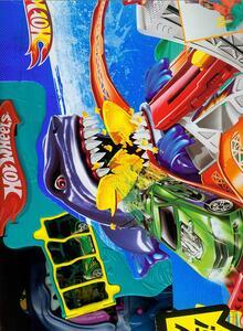 Pista Hot Wheels Sharkbite Bay P4358 - 14