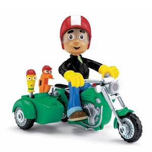 Giocattolo Motocicletta Mattel 0