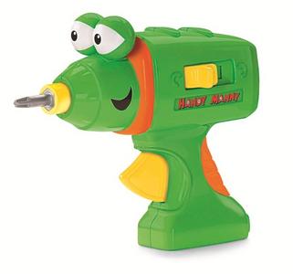 Giocattolo Trapano turbine Mattel 0
