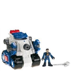 Veicolo base Robo-Police