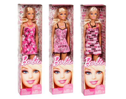Barbie Trendy Ass.To - 8