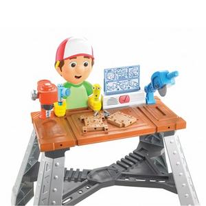 Giocattolo Super banco da lavoro Mattel