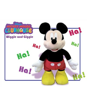 Giocattolo Peluche Topolino dondola e sorride Mattel 0