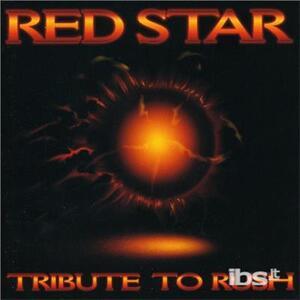 Red Star. Tribute To Rush - CD Audio