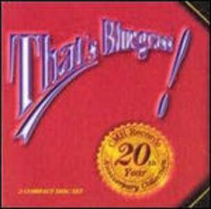 CD That's Bluegrass