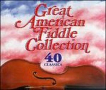Great American Fiddle Collection - CD Audio