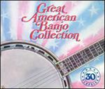 CD Great American Banjo Collection