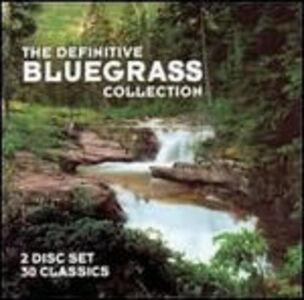 Foto Cover di Definitive Bluegrass, CD di  prodotto da Cmh