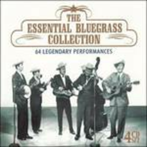 CD Essential Bluegrass