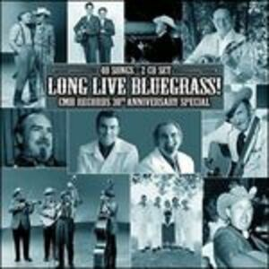 CD Long Live Bluegrass