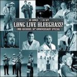 CD Long Live Bluegrass