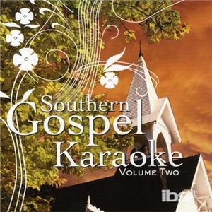 CD Southern Gospel Karaoke 2