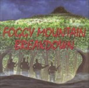 Foggy Mountain Breakdown - CD Audio di Joe Maphis