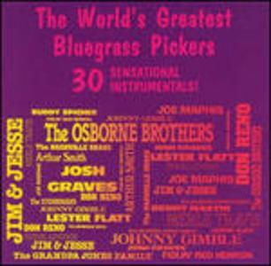 CD World's Greatest Blue
