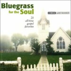 CD Bluegrass for the Soul