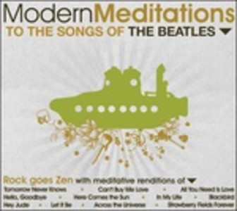 CD Modern Meditations to the Songs of the Beatles