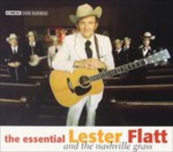 CD Essential Flatt di Lester Flatt