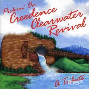 Pickin' On Creedence Clearwater Revival - CD Audio