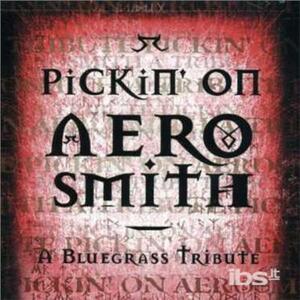 Pickin' On Aerosmith - CD Audio
