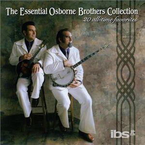 Foto Cover di 20 All Time Favorites, CD di Osborne Brothers, prodotto da Cmh