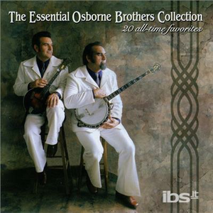 CD 20 All Time Favorites di Osborne Brothers