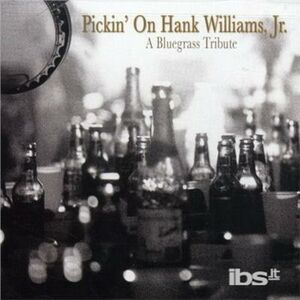 CD Pickin' on -Bluegrass Tri di Hank Williams Jr.