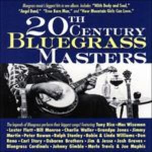 20th Century Bluegrass - CD Audio
