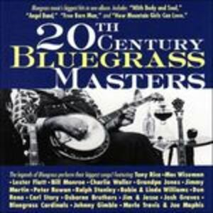 CD 20th Century Bluegrass