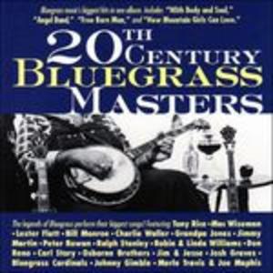 CD 20th Century Bluegrass