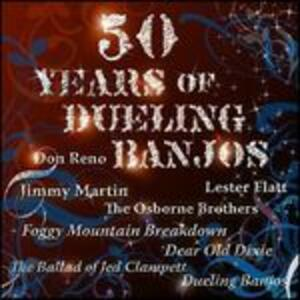 50 Years of Duelling Banjos - CD Audio