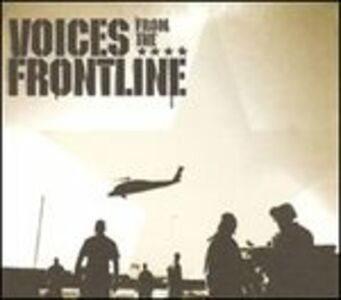 CD Voices from the Frontline