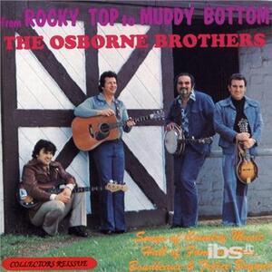 From Rocky Top to Muddy B - CD Audio di Osborne Brothers