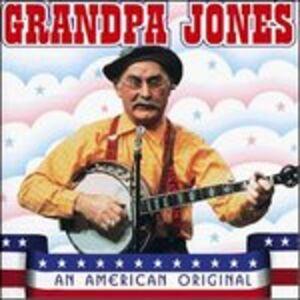 Foto Cover di An American Original, CD di Grandpa Jones, prodotto da Cmh