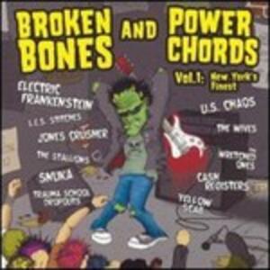 Broken Bones & Power Chords - CD Audio