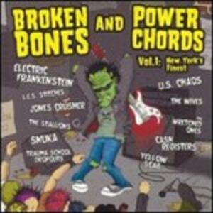 CD Broken Bones & Power Chords