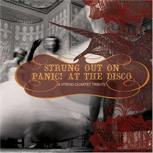 Strung Out On Panic! At The Disco - CD Audio