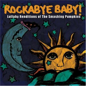 CD Rockabye Baby di Smashing Pumpkins