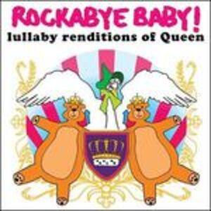 CD Rockabye Baby. Lullaby Renditions of Queen